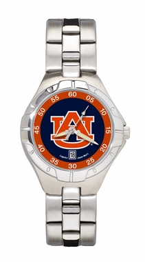 Auburn Pro II Women's Stainless Steel Watch