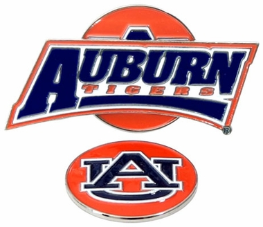 Auburn Slider Clip With Ball Marker