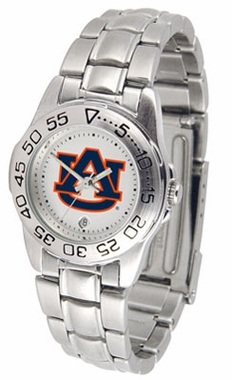 Auburn Sport Women's Steel Band Watch