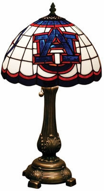 Auburn Stained Glass Table Lamp