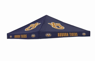 Auburn Team Color Canopy