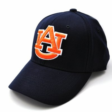 Auburn Team Color Premium FlexFit Hat