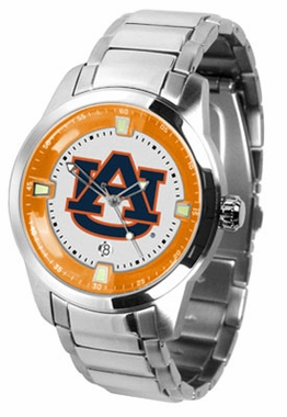 Auburn Titan Men's Steel Watch