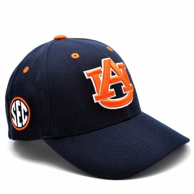 Auburn Triple Conference Adjustable Hats