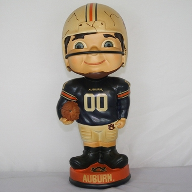 Auburn Vintage Retro Bobble Head