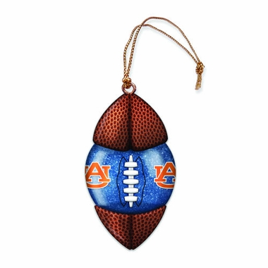 Auburn Water Globe Ornament (Set of 4)