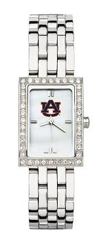 Auburn Women's Steel Band Allure Watch