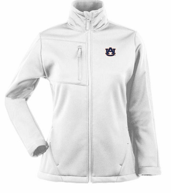 Auburn Womens Traverse Jacket (Color: White)