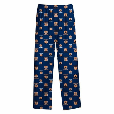Auburn YOUTH Logo Pajama Pants