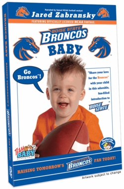 "Baby Bronco ""Raising Tomorrow's Bronco Fan Today!"" DVD"