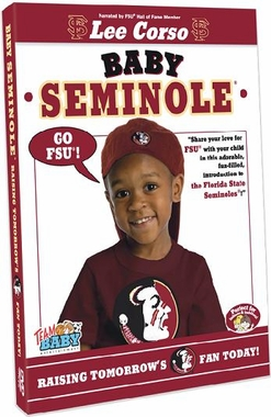 "Baby Seminole ""Raising Tomorrow's FSU Fan Today!"" DVD"