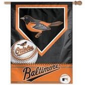 Baltimore Orioles Flags & Outdoors