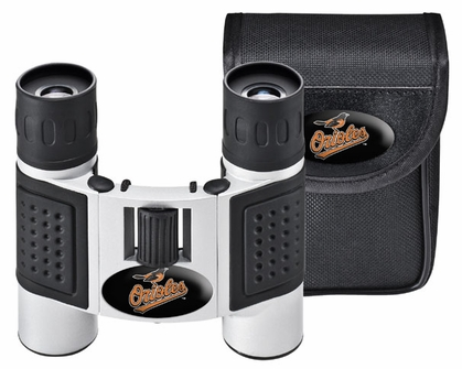 Baltimore Orioles Binoculars and Case