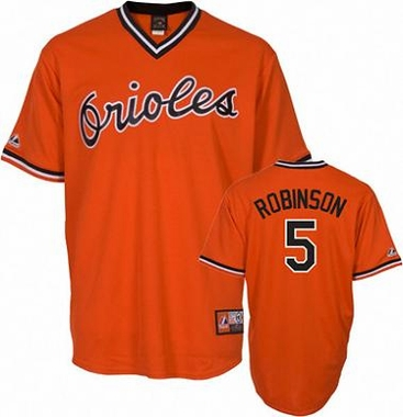 Baltimore Orioles Brooks Robinson Replica Throwback Jersey