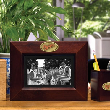 Baltimore Orioles BROWN Landscape Picture Frame