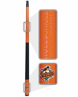 Baltimore Orioles Eliminator Pool Cue