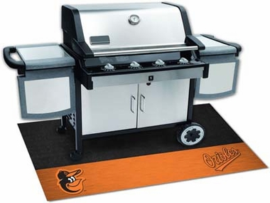 Baltimore Orioles Grill Mat