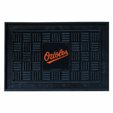 Baltimore Orioles Heavy Duty Vinyl Doormat