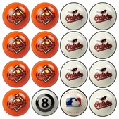 Baltimore Orioles Game Room