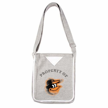 Baltimore Orioles Hoodie Crossbody Bag