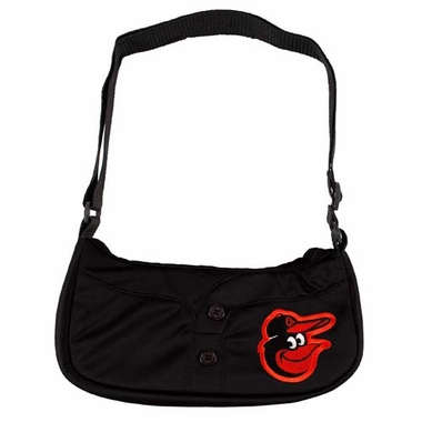 Baltimore Orioles Jersey Material Purse