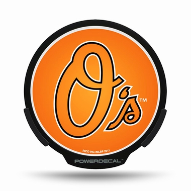 Baltimore Orioles Light Up POWERDECAL