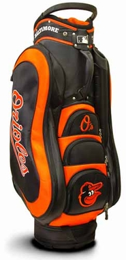 Baltimore Orioles Medalist Cart Bag