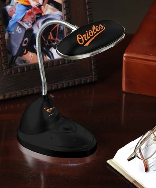 Baltimore Orioles Mini LED Desk Lamp