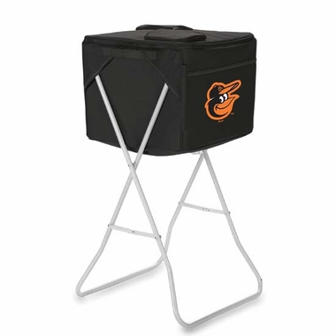 Baltimore Orioles Party Cube (Black)