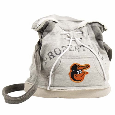 Baltimore Orioles Property of Hoody Duffle