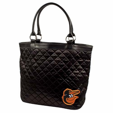 Baltimore Orioles Quilted Tote