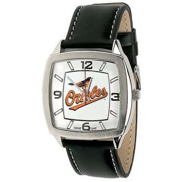 Baltimore Orioles Retro Mens Watch