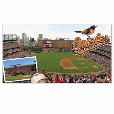 Baltimore Orioles Runner Mat