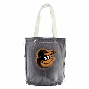 Baltimore Orioles Vintage Shopper (Black)