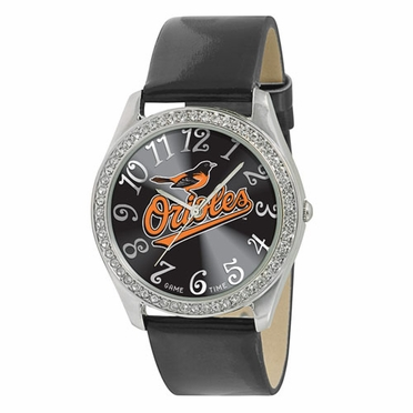 Baltimore Orioles Women's Glitz Watch