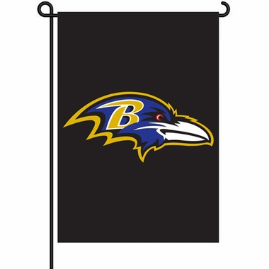 Baltimore Ravens 11x15 Garden Flag