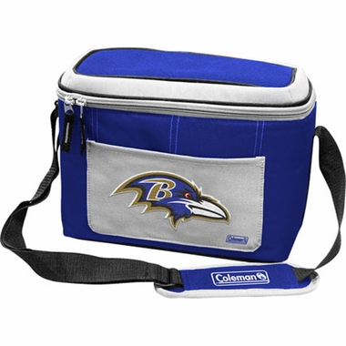 Baltimore Ravens 12 Can Soft Side Cooler