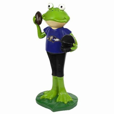 Baltimore Ravens 12 Inch Frog Player Figurine