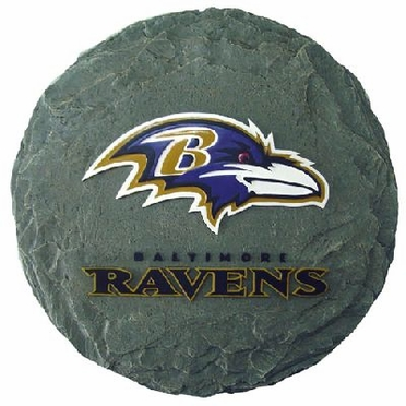"Baltimore Ravens 13.5"" Stepping Stone"