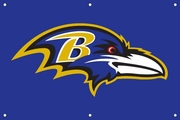 Baltimore Ravens Flags & Outdoors
