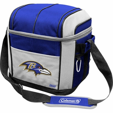 Baltimore Ravens 24 Can Soft Side Cooler