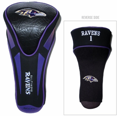 Baltimore Ravens Apex Driver Headcover