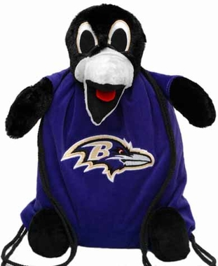 Baltimore Ravens Back Pack Pal
