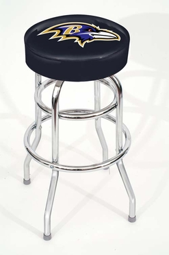 Baltimore Ravens Bar Stool