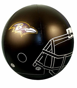 Baltimore Ravens Beach Ball