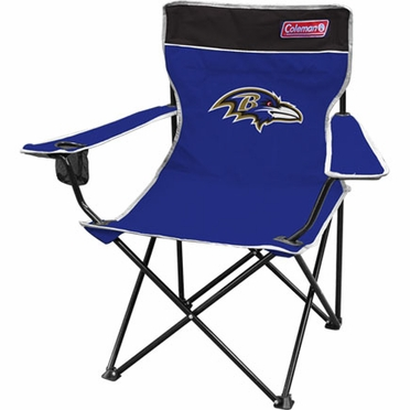 Baltimore Ravens Broadband Quad Tailgate Chair
