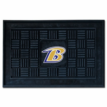 Baltimore Ravens Heavy Duty Vinyl Doormat