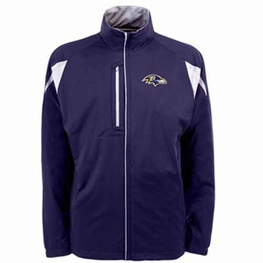 Baltimore Ravens Mens Highland Water Resistant Jacket (Team Color: Purple)