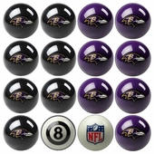 Baltimore Ravens Game Room