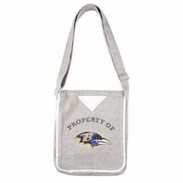 Baltimore Ravens Hoodie Crossbody Bag